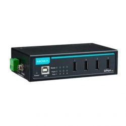 HUB USB industriel à 4 ports UPort 404 Moxa