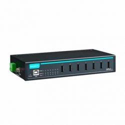 HUB USB industriel à 7 ports UPort 407 Moxa
