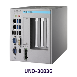 PC industriel fanless UNO-3083G Advantech