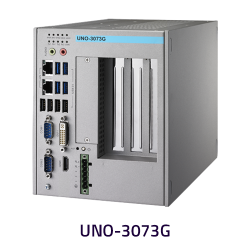PC industriel fanless UNO-3073G Advantech