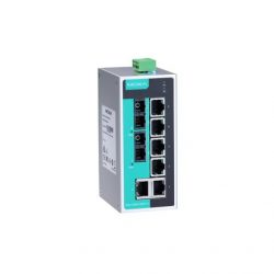 Switches Ethernet non administrables EDS-208A-MM-SC Moxa
