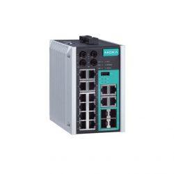 Switch Gigabit Ethernet EDS-518E-MM-ST-4GTXSFP