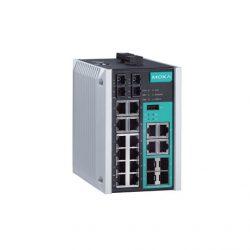 Switch Gigabit Ethernet EDS-518E-MM-SC-4GTXSFP-T