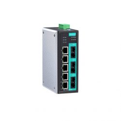 Switches Ethernet administrable EDS-408A-3M-SC Moxa
