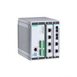 Switches Ethernet administrables Série EDS-608 moxa