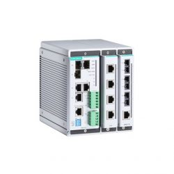 Switches Ethernet administrables Série EDS-611